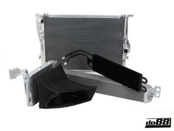 DO88 Complete Radiator & Oil Coolers Upgrade Kit for E9X models With Manual Gearbox