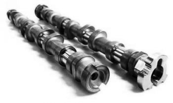 Cat Cams 250 / 250° camshafts for M52B2x (single vanos) engine.