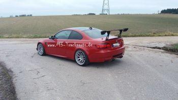GT4 Rear spoiler in Carbon Fibre