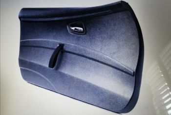 HARD Motorsport Lightweight Door Panel Set - BMW E92