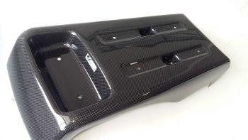Karbonius Rear CSL console + backrest section for BMW E46