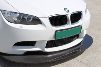 Karbonius Carbon Fibre front GTS Splitter/Spoiler for E90/E92 M3 Models