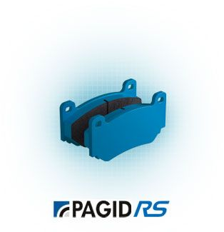 Pagid Racing E1158 in RS42 compound brakepads for various Audi/ Honda/ Lancia/ Peugeot/ Renault/ Seat/ Skoda/ VW cars