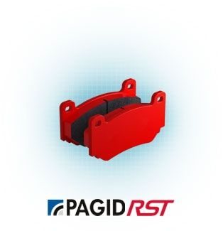 Pagid E8018 RST2 front brake pads for BMW with AP Racing / K-Sport calipers