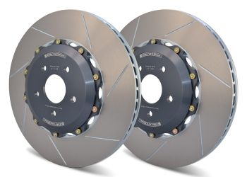 Girodisc Front 2pc Floating Rotors for BMW E9X M3