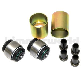 BimmerWorld Rear Camber Arm Bearing Kit - E82, E9X, F8X