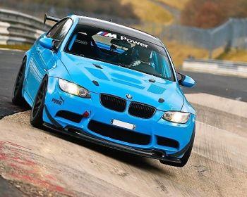 BMW E9X GTR BONNET Carbon Fibre