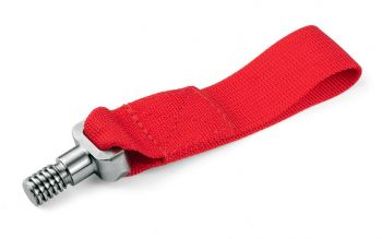 Macht Schnell Motorsport Tow Strap with Larger Thread size for later M models