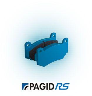 Pagid Racing E1158 in RS14 compound brakepads for various Audi/ Honda/ Lancia/ Peugeot/ Renault/ Seat/ Skoda/ VW cars