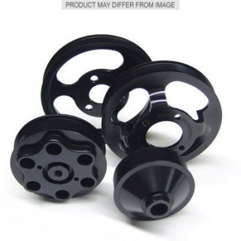 Rogue Engineering Power Pulley Kit - E46 M3, MZ3, Z4M 2 piece Pulley Kit