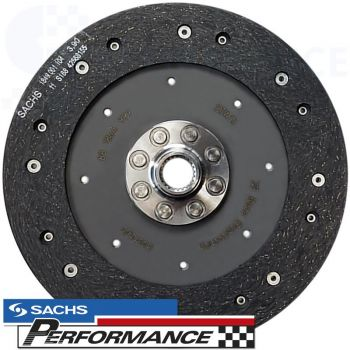 BMW E90/92 335i 09/2006>> Sachs Uprated Clutch Plate
