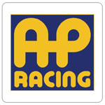 At MS Motorsport we carry AP Racing products.